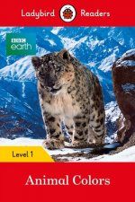 BBC Earth: Animal Colors - Ladybird Readers Level 1