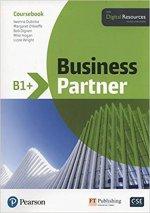 Business Partner B1+ Coursebook and Basic MyEnglishLab Pack