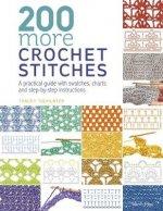 200 More Crochet Stitches