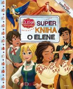 Elena z Avaloru Super kniha o Elene