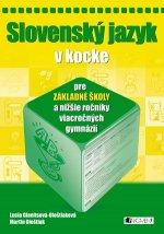Slovenský jazyk v kocke pre ZŠ