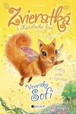 Zvieratká z Kúzelného lesa Veverička Sofi