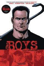 Boys Omnibus Vol. 1 TPB