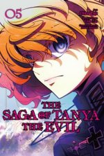 Saga of Tanya the Evil, Vol. 5 (manga)