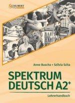 Spektrum Deutsch A2+: Lehrerhandbuch, m. CD-ROM