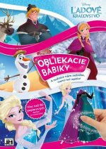 Obliekacie bábiky Ľadové kráľovstvo
