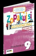Zopakuj si slovenčinu pre 9. ročník podľa platného i ŠVP