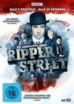 Ripper Street - Die komplette Serie, 14 DVD