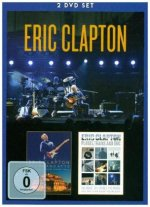 Slowhand At 70 + Planes Trains And Eric, 2 DVDs