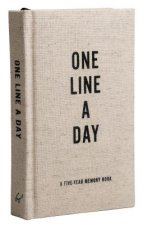 Canvas One Line a Day