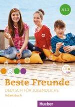 Beste Freunde A1/1. Arbeitsbuch mit Audio-CD