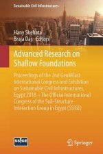 Advanced Research on Shallow Foundations