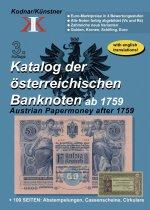 Katalog der österreichischen Banknoten ab 1759