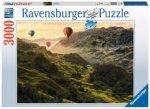 Reisterrassen in Asien Puzzle 3000 Teile