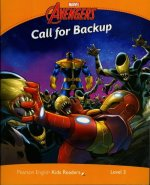 Level 3: Marvel's Avengers: Call for Back Up