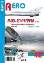 MiG-21PF/PFM v československém vojenském letectvu - 1. díl
