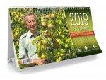 Rok v záhrade 2019 - stolový kalendár
