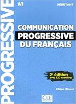 COMMUNICATION PROGRESSIVE FRANCAIS LIVRE+CD