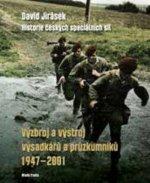 Výzbroj avýstroj výsadkářů aprůzkumníků 1947–2001