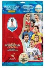 Adrenalyn XL World Cup Russia 2018 Megazestaw startowy