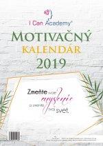 ICan Academy Motivačný kalendár 2019