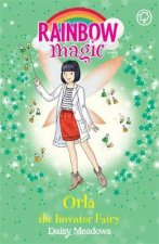 Rainbow Magic: Orla the Inventor Fairy