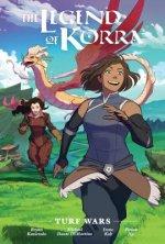 Legend Of Korra: Turf Wars Library Edition