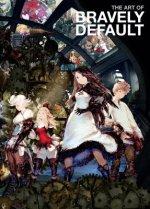 Art Of Bravely Default