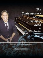 Contemporary Music Harmony Book