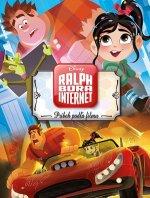 Disney Ralph búra internet
