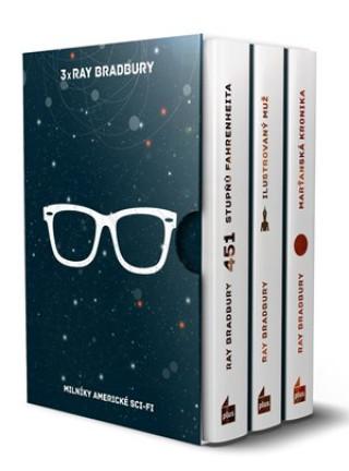 3x Ray Bradbury
