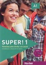 Super! 1 - učebnice a pracovní sešit němčiny A1 + CD zdarma