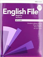 English File Fourth Edition Beginner Workbook with Answer Key