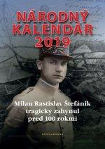 Národný kalendár 2019