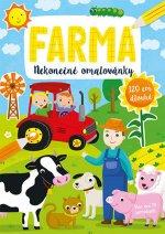 Nekonečné omalovánky Farma