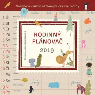 Rodinný plánovač 2019