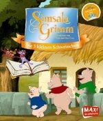 SimsalaGrimm - Die drei kleinen Schweinchen