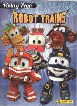 ROBOT TRAINS (AZUL)