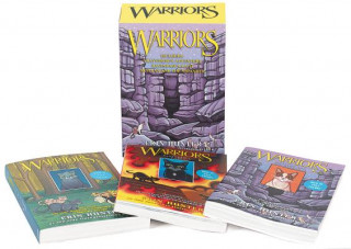 Warriors Manga 3-Book Full-Color Box Set