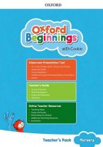 Oxford Beginnings with Cookie: Teacher's Pack