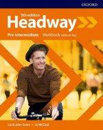 Headway: Pre-Intermediate: Workbook without key