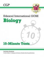 New Grade 9-1 Edexcel International GCSE Biology: 10-Minute Tests (with answers)