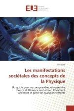 Les manifestations sociétales des concepts de la Physique