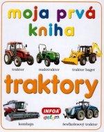 Moja prvá kniha Traktory