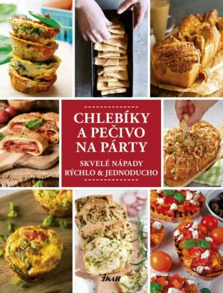 Chlebíky a pečivo na párty
