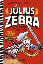 Július Zebra Dovolenka v Británii