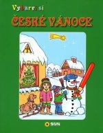 Vybarvi si České Vánoce
