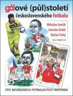 Gólové (půl)století československého fotbalu