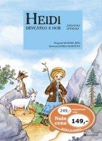 Heidi děvčátko z hor