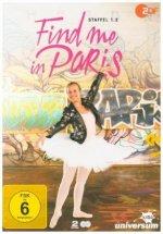 Find me in Paris. Staffel.1.2, 2 DVD